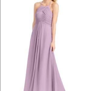 Azazie Ginger Bridesmaid Dress, Size 4